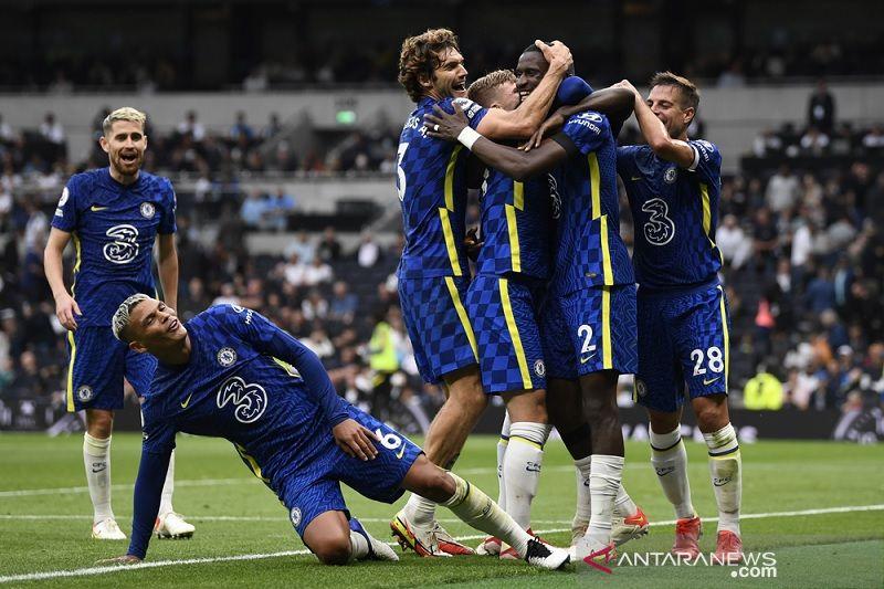 Hasil pertandingan dan klasemen Liga Inggris pekan kelima