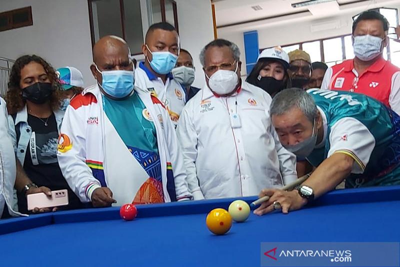Tim Biliar Jabar targetkan tiga emas dari PON XX Papua