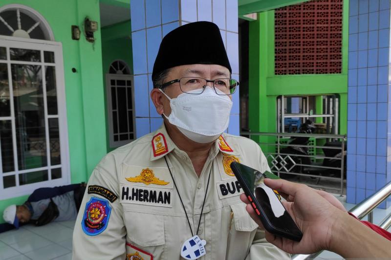 Pemkab Cianjur lakukan pengerukan sungai antisipasi banjir