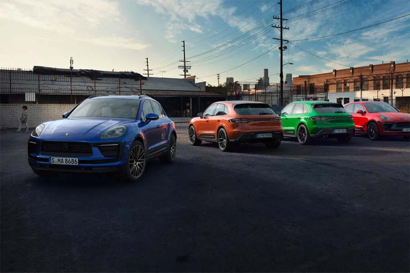 Porsche tawarkan