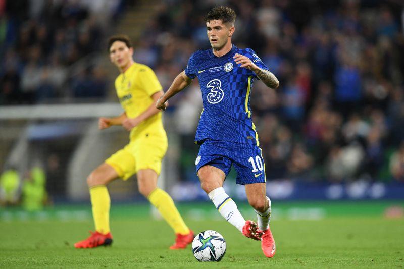 Christian Pulisic diragukan tampil di laga Chelsea lawan Aston Villa pada Piala Liga