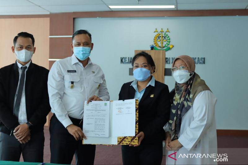 Pemda dan Kejari Kota Bekasi kerja sama bantuan hukum perdata dan TUN