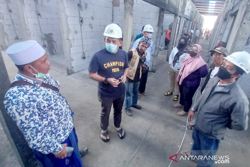 Pembangunan Pasar Cisarua percepat pemulihan ekonomi, kata DPRD Jabar