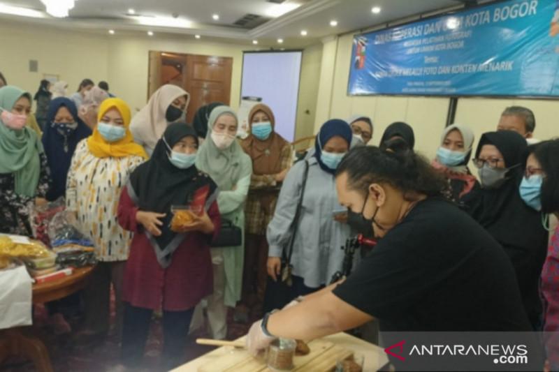 Banpres produktif Kota Bogor tersalurkan untuk 88.798 usaha mikro