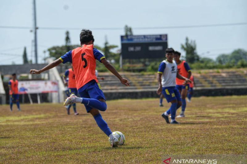 Tim sepak bola Jawa Barat makin percaya diri usai aklimatisasi
