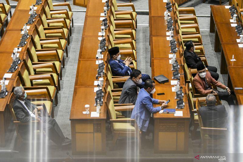 DPR RI sahkan tujuh calon hakim agung lolos uji kelayakan