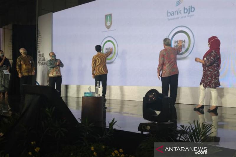 Bank BJB ikut terlibat pembinaan UMKM Solo untuk pemulihan ekonomi