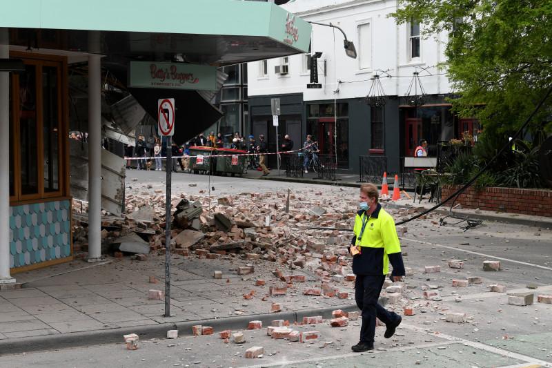KJRI: Tak ada WNI korban gempa Australia