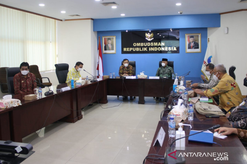 Pemkot Bekasi kunjungi Ombudsman RI bahas peningkatan layanan publik