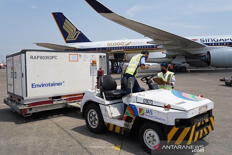 Prancis kirim 688.800 dosis vaksin AstraZeneca untuk Indonesia