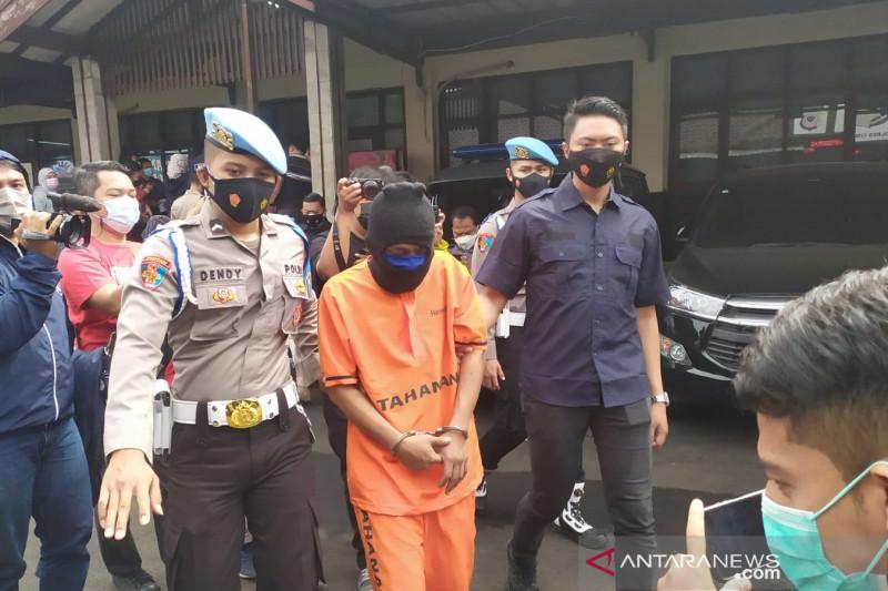Penganiaya istri hingga tewas ditangkap polisi di Bandung Barat