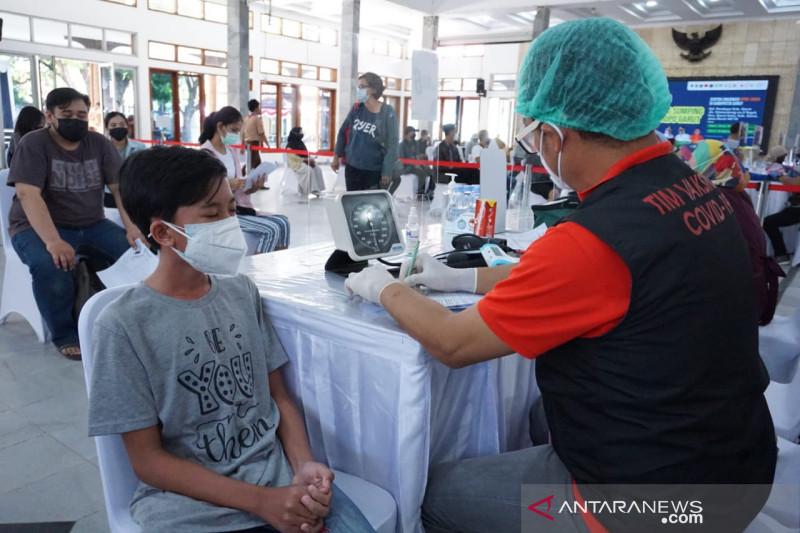 Disdik Garut terus genjot vaksinasi COVID-19 bagi pelajar