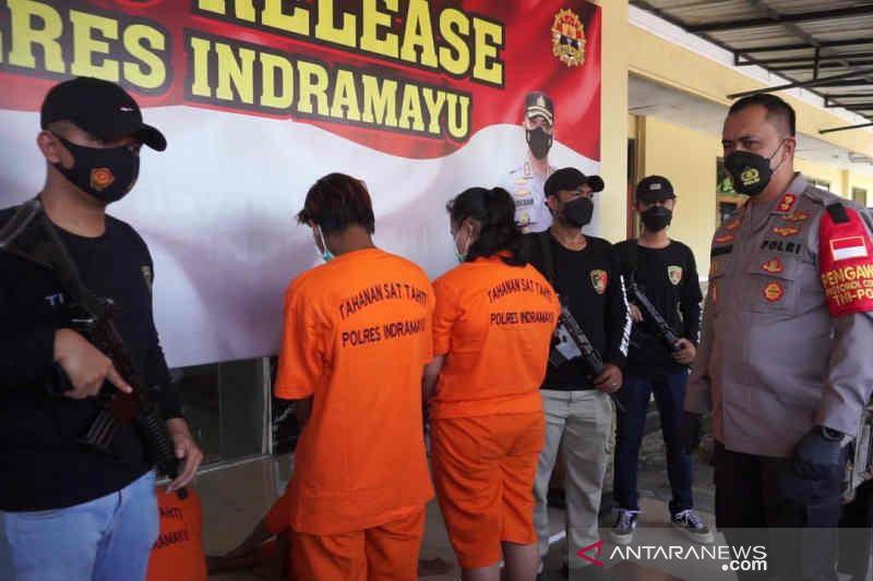Polisi Indramayu tangkap ibu tiri sewa pembunuh bayaran habisi anaknya
