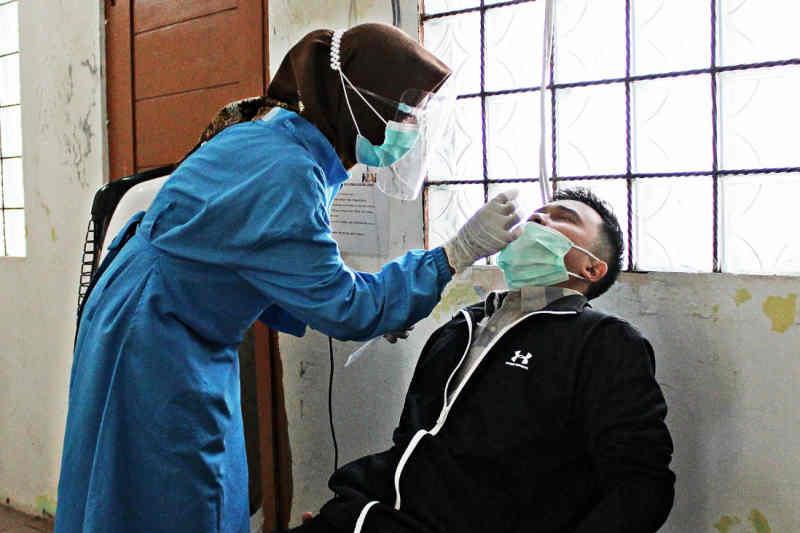 KAI Cirebon berlakukan tarif tes antigen jadi Rp45.000