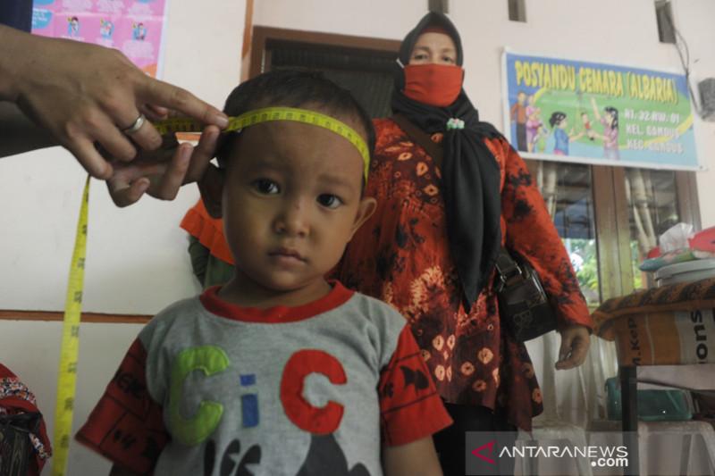 Target pemberantasan Stunting di Indonesia