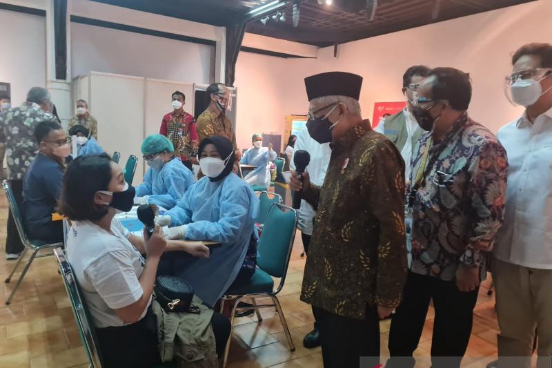 Indonesia tak mau kecolongan varian baru COVID-19, kata Wapres