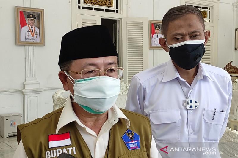 Anak dibawah 12 tahun belum boleh masuk tempat wisata di Cianjur