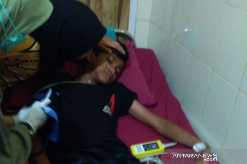Pendaki hilang enam hari di Gunung Guntur, akhirnya ditemukan selamat