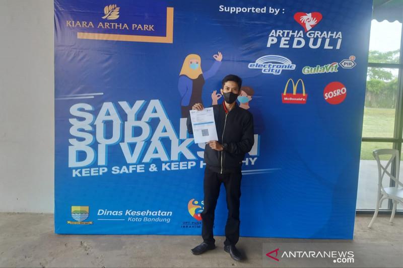 Dinkes Kota Bandung dan Artha Graha Peduli vaksinasi 3.000 warga