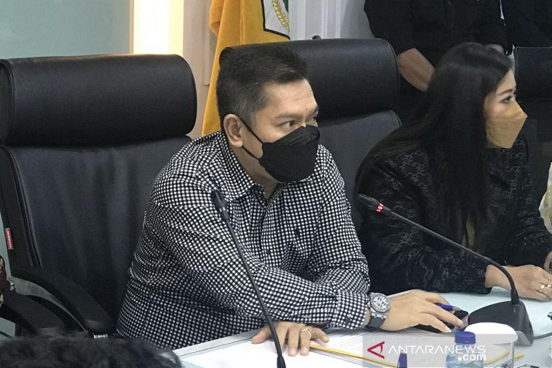 Azis Syamsuddin telah nonaktif sebagai kader Partai Golkar