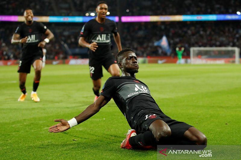 PSG mulus kalahkan Montpellier walau tanpa Messi