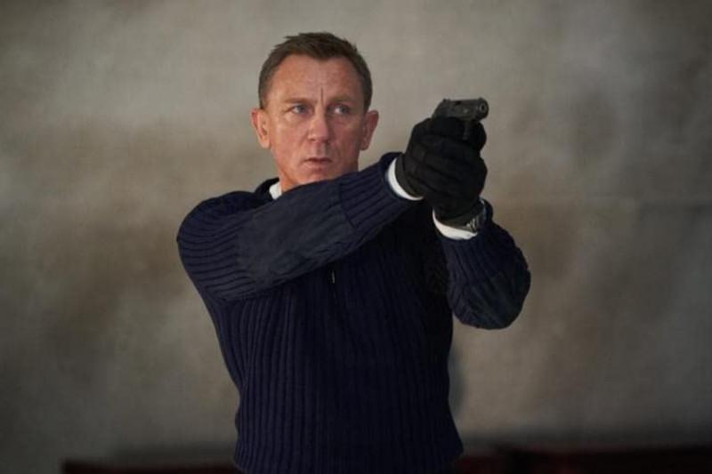 Daniel Craig antusias jelang perilisan