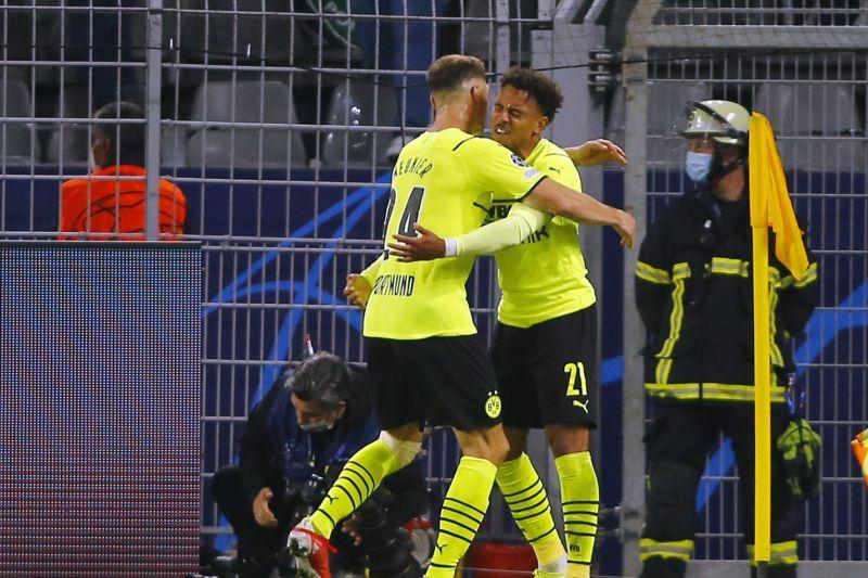 Dortmund menang tipis atas Sporting Lisbon