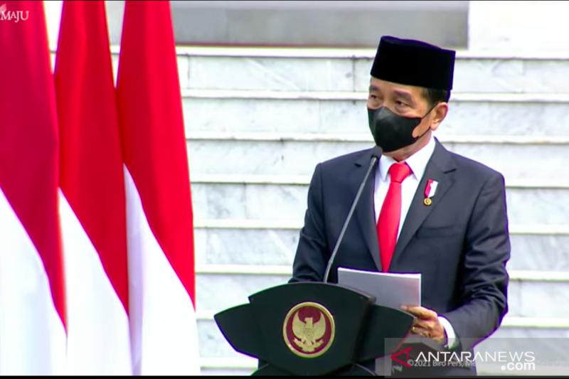 Presiden Jokowi teken Perpres untuk hilangkan disparitas di Jawa Barat