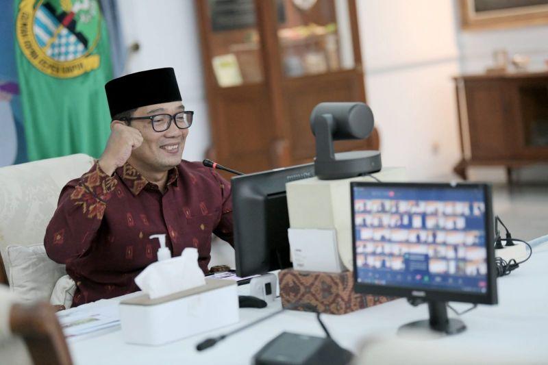 Ridwan Kamil akan istikharah terkait bergabung keputusan dengan parpol
