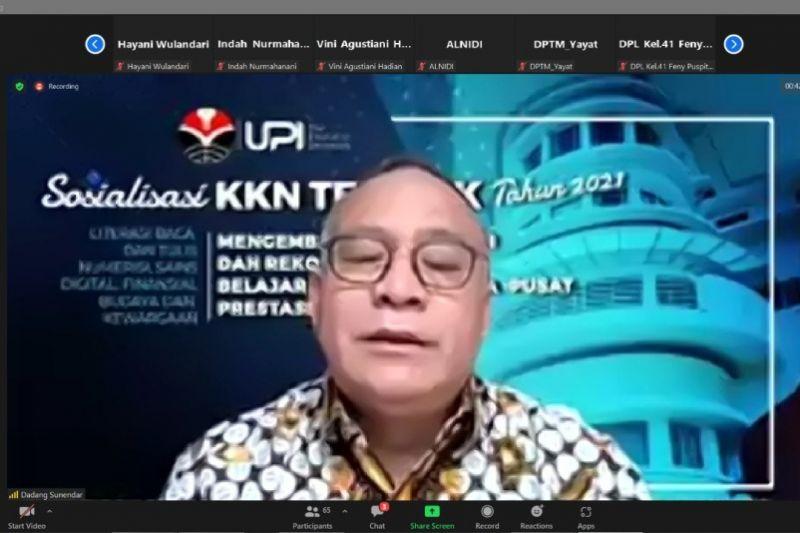 UPI selenggarakan KKN Tematik dukung Merdeka Belajar Kampus Merdeka