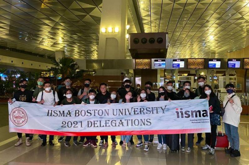 Mahasiswa UPI raih prestasi Program Indonesian International Student Mobility Awards