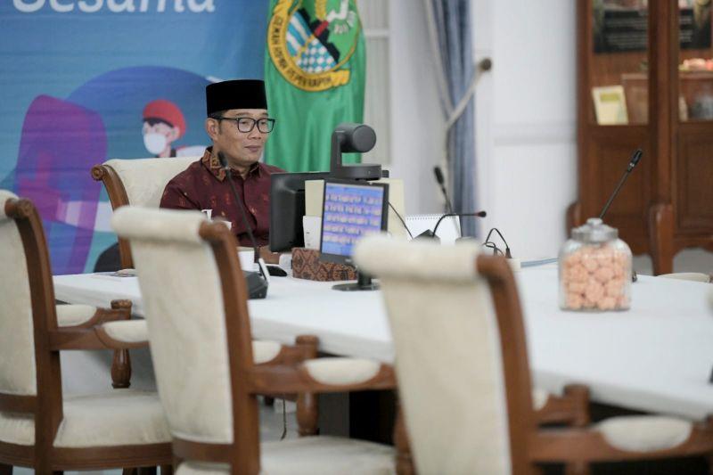 Ridwan Kamil bagikan resep pembinaan atlet di Jawa Barat