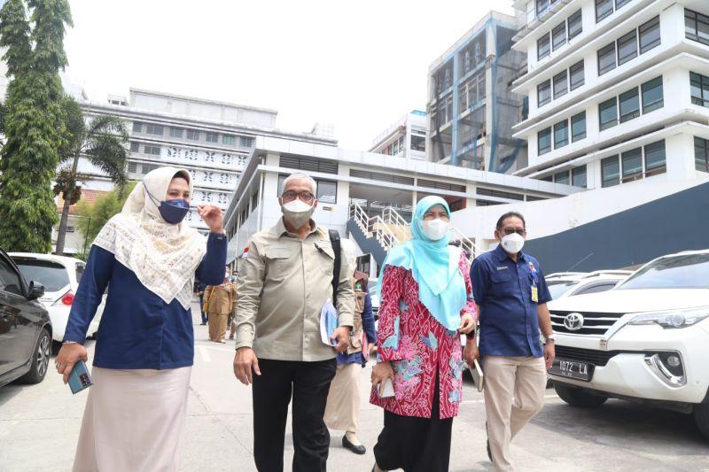 DPRD Jabar apresiasi kemajuan layanan RSUD Al-Ihsan Bandung