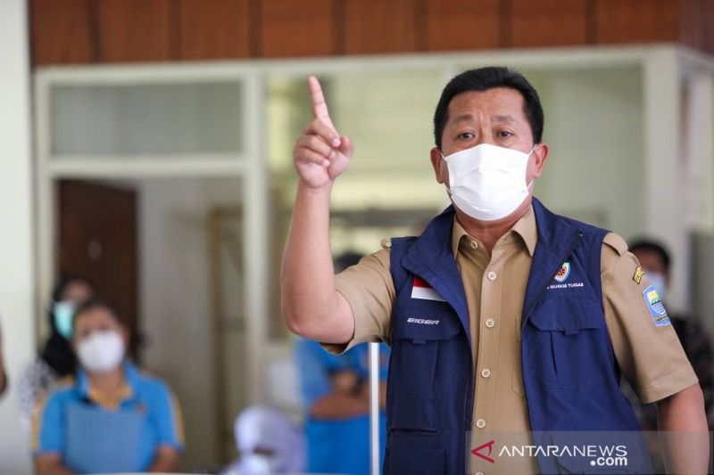 Pemkot Bandung dorong reaktivasi RS antisipasi gelombang ketiga COVID-19