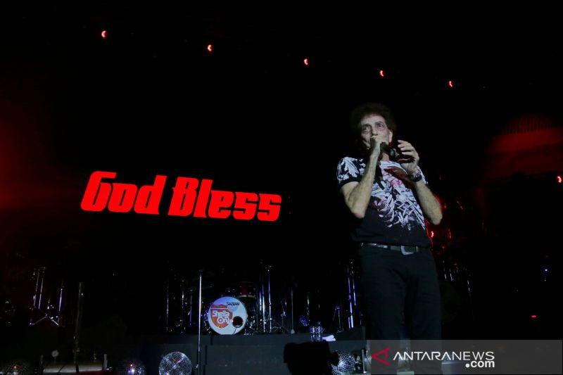 Konser God Bless 48 tahun bakal kembali diselenggarakan