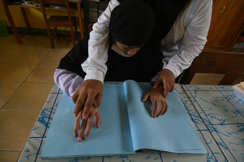 Pembelajaran Tatap Muka SLB