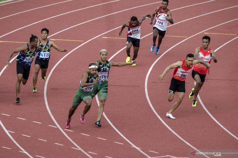 Hari terakhir lomba atletik, Jabar turut perebutkan enam emas