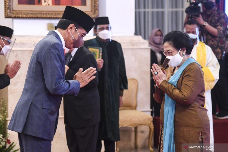 Setelah BPIP, Kini Presiden Jokowi Beri Lagi Posisi Baru untuk Megawati
