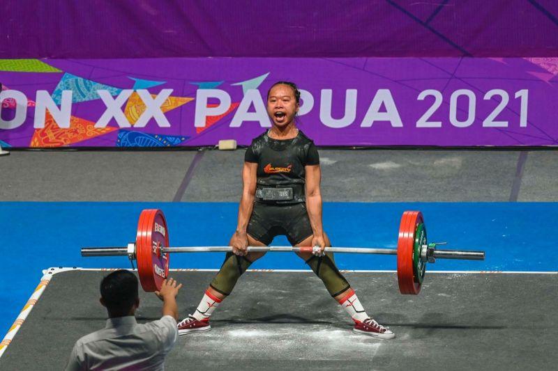 Sejumlah rekor dan catatan sejarah atlet Jabar di PON XX Papua