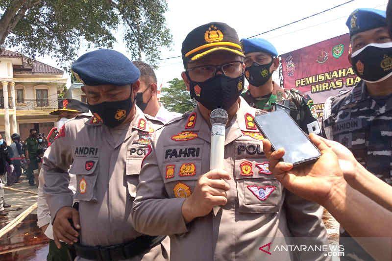 Polisi petakan daerah rawan Pilkades Serentak 2021 di Cirebon