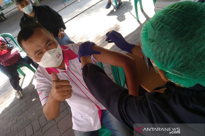 Capaian vaksinasi COVID-19 di Garut naik menjadi 33 persen