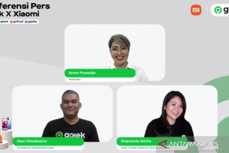 Gojek bermitra dengan Xiaomi buat apresiasi ke pelanggan