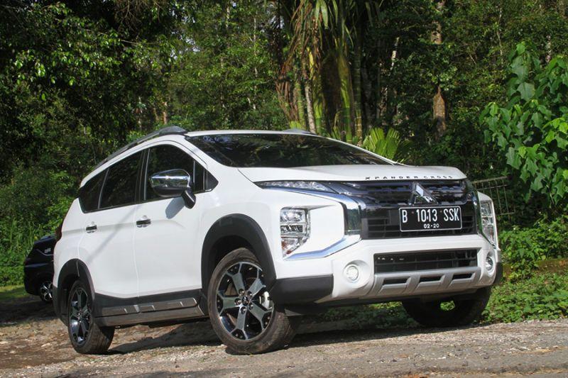 Mitsubishi jual hampir 8.930 unit pada September