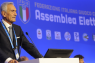 Bos sepak bola Italia sebut Serie A lanjut  lagi Oktober
