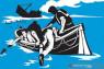 Dua penumpang kapal  tenggelam di Pukuafu ditemukan meninggal