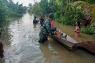 Tiga kecamatan di Kabupaten Sintang dikepung banjir ribuan rumah terendam