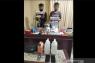 Polisi tangkap dua pemuda hendak buka
