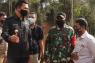 Rombongan Bupati Kapuas Hulu tinjau lokasi pelaksanaan TMMD di Pankadan