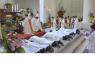 Uskup Manado  tahbiskan delapan Pastor Baru