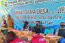 Penyaluran dana desa di perbatasan  dikawal Satgas TNI-Polri